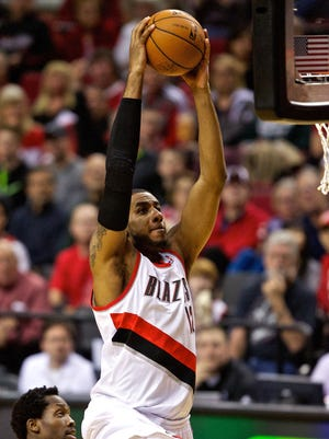 LaMarcus Aldridge scored a game-high 29 points for the Blazers.
