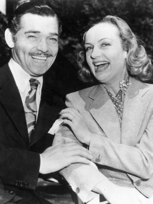 Clark Gable and Carole Lombard are characters in 'A Touch of Stardust' by Kate Alcott