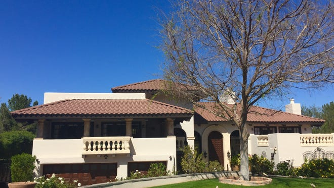 Robert  and Karen Warstler paid $2 million for a 6,143-square-foot house in Camelhead Estates in Paradise Valley. The house was sold through JCLY Realty, an Arizona limited liability company.