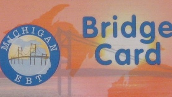 SNAP benefits in Michigan are transacted with Bridge Cards. Port Huron Times-Herald
