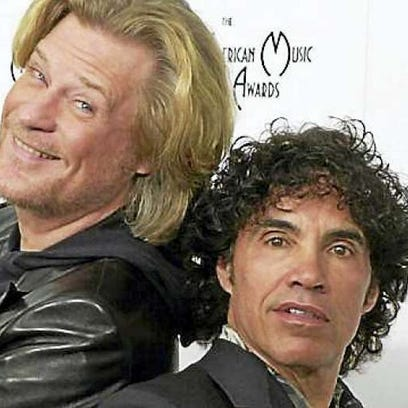 Hall & Oates returns to the city on April 19 for the