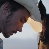 Cowboy movie 'The Rider' is a terrific look at heroic struggle
