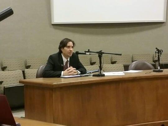 Adam Cavotta attends New Mexico State University's