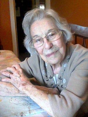 Rachel Vickio, of Watkins Glen, is 104 years old.