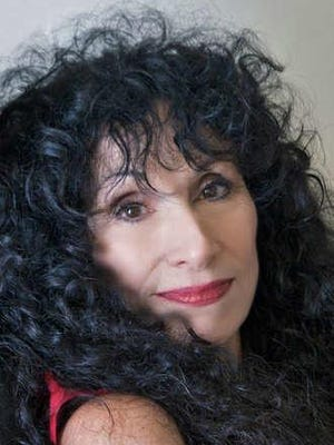 Poet, naturalist and author Diane Ackerman will speak Wednesday at Cornell.