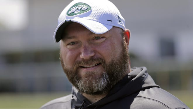 The heavy lifting part of the offseason is complete for general manager Joe Douglas and the Jets. But there are still big questions looming including did the Jets give quarterback Sam Darnold enough weapons and protection.