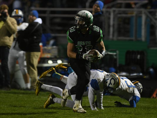 Football: Clearview at Clear Fork