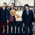 Wilco performs Friday at the Iroquois Amphitheater with Steve Gunn.