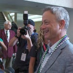 Actor Gary Sinise brings vets to WW2 Museum