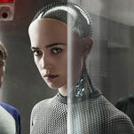 """""""Ex Machina"""" is new to home entertainment."""
