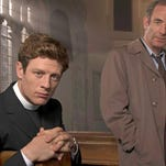 "The vicar and cop are back: ""Grantchester"" stars James Norton and Robson Green airs Sundays, March 27-May 1"