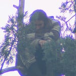'Man in Tree' refuses to leave jail, appear in court
