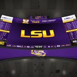 LSU arena to have largest center hung videoboard in NCAA hoops