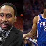 Stephen A. Smith slams 76ers' 'disgraceful' process