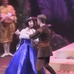 """""""Snow White and the Prince"""""""