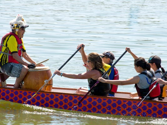 3/25-26: 14th annual Arizona Dragon Boat Festival