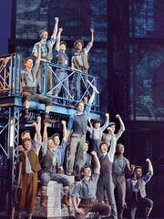 """Newsies"" tells the story of a real-life newspaper strike."