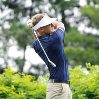 Dylan Meyer advances to the weekend at the U.S. Open