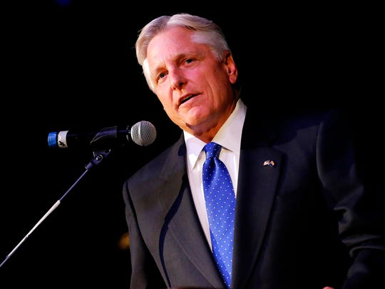 The November race for Arizona governor pits Democrat Fred DuVal against Republican Doug Ducey.