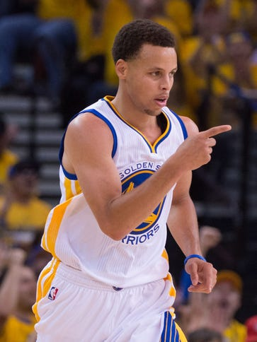 Golden State guard Stephen Curry and the Warriors made