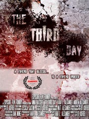 """The Third Day,"" a film written, directed and produced by Lansing residents won ""Best Short Film"" at the Scarefest Film Festival this year and will make its Michigan premier at the Eaton Theatre in Charlotte on Saturday night."