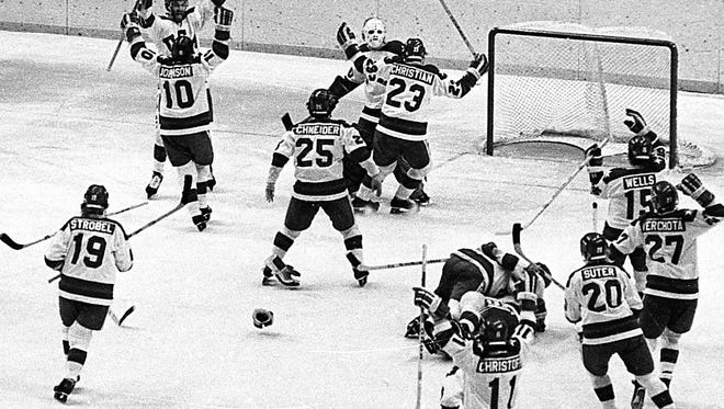 """Bob Suter (20), a member of the """"??Miracle On Ice""""? team that won gold in 1980 and the father of Minnesota Wild star Ryan Suter, died on Tuesday. He was 57."""