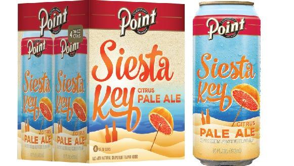 Siesta Key Citrus Pale Ale
