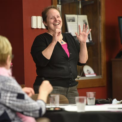 Community, openness help Potter overcome breast cancer
