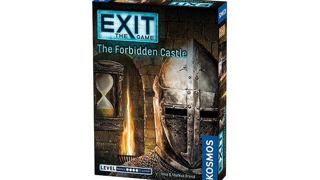 The castle is the highlight of the hike, but hardly have the hikers entered the old walls when the squeaky doors close. Escape appears impossible — but strange hints may lead players in a new direction. Can they solve the riddles and find the way to freedom?