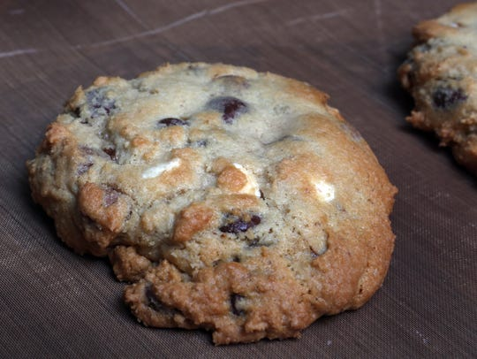 The Ultimate Chocolate Chip, which uses milk, semi-sweet,