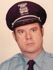 Detroit Sgt. Dale Tiderington
