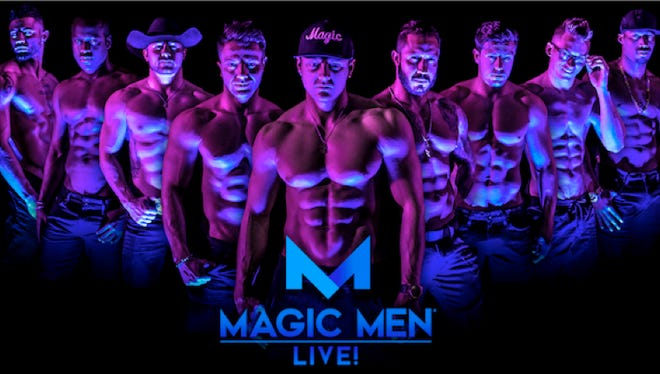 All male revue heads to Brown Theater July 30