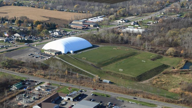 The Doug Miller Family Sports Park in Parma offers indoor soccer, golf activities and more.