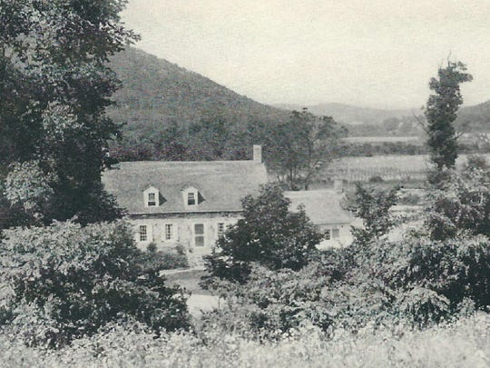 Capt. Joseph Board's 19th-century stone cottage was