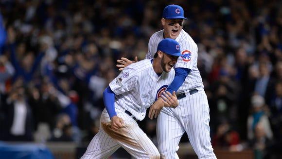 Cubs win!