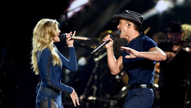 Tim McGraw and Faith Hill are extending their highly successful Soul2Soul Tour into 2018, including a concert on July 6 at the Resch Center in Ashwaubenon.