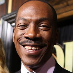 It's a happy day. Eddie Murphy is returning to 'SNL.'