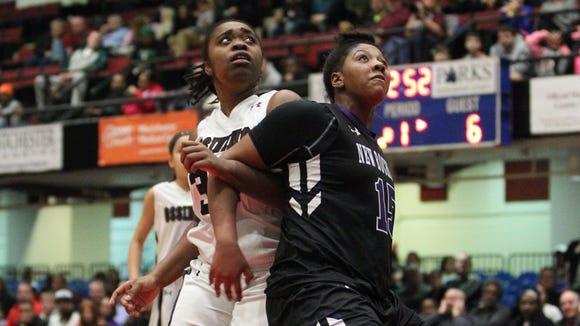Ossining beat New Rochelle 86-54 in a Section 1 Class