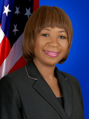 Pamela Roshell is Region IV regional director for the U.S. Department of Health and Human Services.