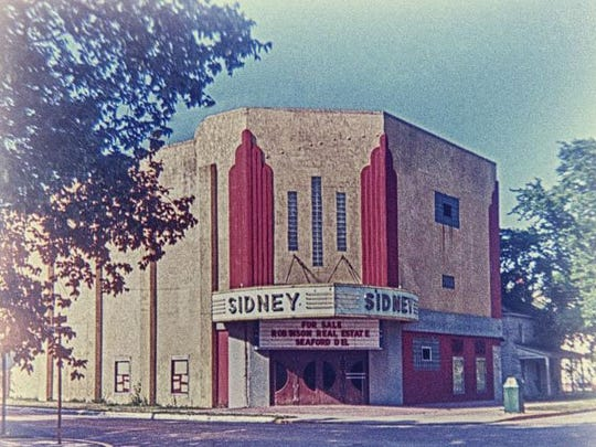 The Sidney Theater was located in Bridgeville.