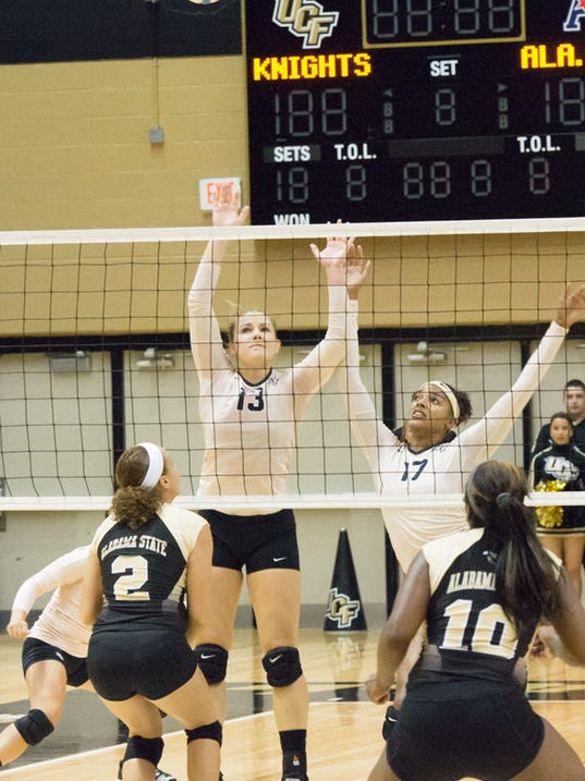 UCF_Volleyball_Archive