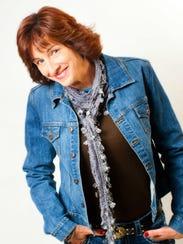 Comedian Julie Scoggins will bring her blue-collar