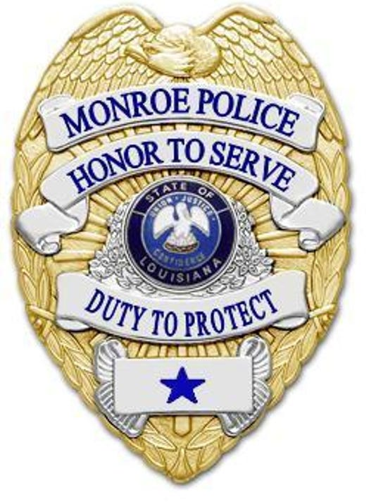 C&S- Monroe PD badge.JPG