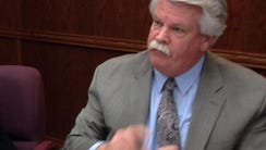 Red Bank Borough Administrator Stanley Sickels