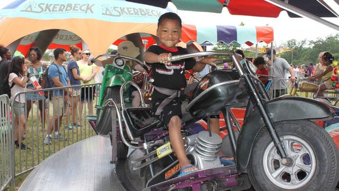 Canton Township's Liberty Fest creates smiles for young and old.