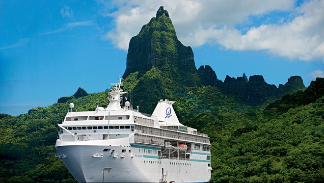 Passengers aboard the Paul Gauguin can spend quality time on select cruises with environmentalist and oceanographer Jean-Michel Cousteau.