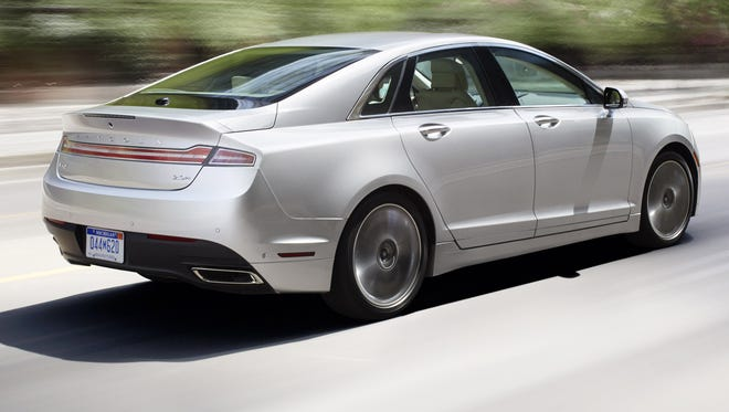 The 2013 and 2014 Lincoln MKZ Hybrid is being recalled
