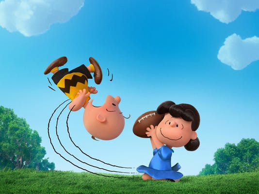 Film Review-The Peanuts Movie (2)
