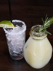 The Gander Margarita at Gander Restaurant, Wednesday,