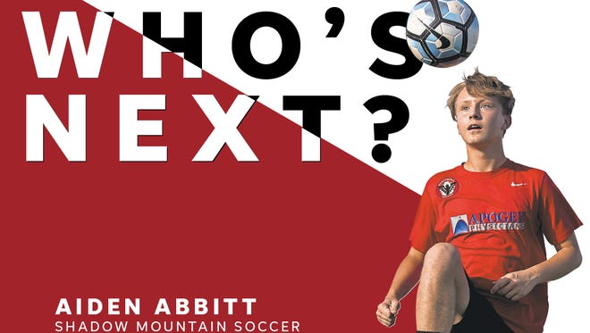 Aiden Abbitt is an up-and-coming soccer student-athlete in Phoenix.